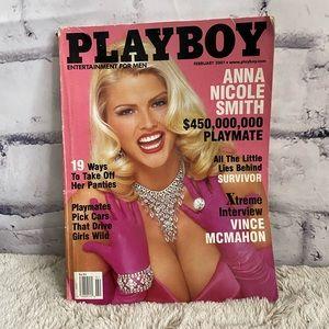 Playboy-Anna Nicole Smith collectors edition
